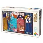 Puzzle  Dtoys-73860-KA01