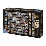Puzzle  Dtoys-74331-AF01