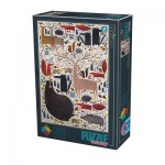 Puzzle  Dtoys-74348-AN02