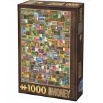 Puzzle  Dtoys-74362-VC04-VP14