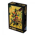 Puzzle  Dtoys-75130