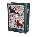 Puzzle  Dtoys-75314