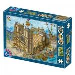 Puzzle  Dtoys-77752