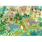 Puzzle  Grafika-Kids-00876