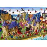 Puzzle  Grafika-T-00489
