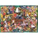 Puzzle  Jumbo-18568