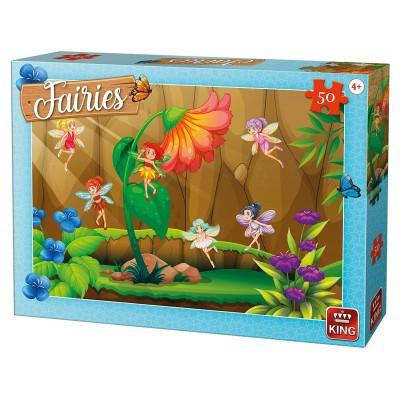 Puzzle King-Puzzle-05803 Fairies