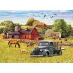 Puzzle  Cobble-Hill-58890