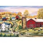 Puzzle  Cobble-Hill-80004