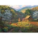 Puzzle  Cobble-Hill-80045