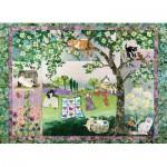 Puzzle  Cobble-Hill-80231