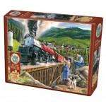 Puzzle  Cobble-Hill-88009