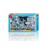 Puzzle  Pintoo-H1592