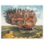 Puzzle  Pintoo-H1637