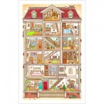 Puzzle  Pintoo-H1643