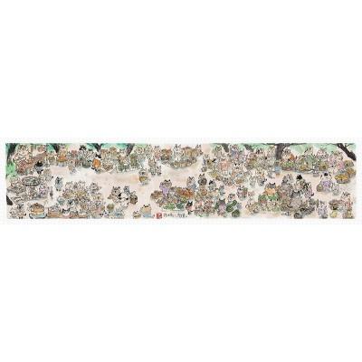 Pintoo-H2113 Puzzle aus Kunststoff - Pao Mian - Market
