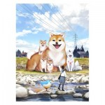 Puzzle  Pintoo-H2307