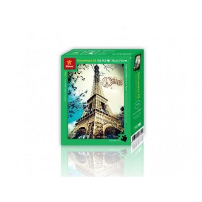 Pintoo-P1101 Puzzle aus Kunststoff - Eiffelturm