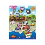 Puzzle  Pintoo-T1008