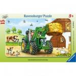 Puzzle  Ravensburger-06044