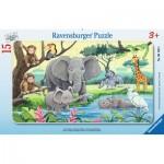 Puzzle  Ravensburger-06136