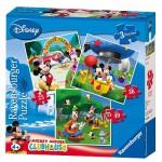 Puzzle  Ravensburger-07088