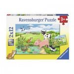 Puzzle  Ravensburger-07582