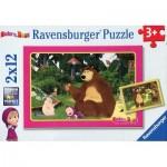 Puzzle  Ravensburger-07585