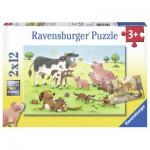 Puzzle  Ravensburger-07590
