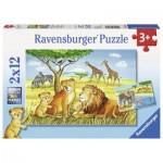 Puzzle  Ravensburger-07606