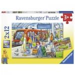 Puzzle  Ravensburger-07611