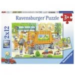 Puzzle  Ravensburger-07617