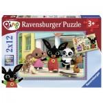 Puzzle  Ravensburger-07618