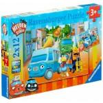 Puzzle  Ravensburger-07623