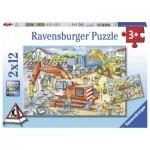 Puzzle  Ravensburger-07630