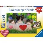Puzzle  Ravensburger-07801