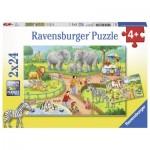 Puzzle  Ravensburger-07813