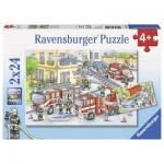 Puzzle  Ravensburger-07814