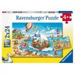 Puzzle  Ravensburger-07829