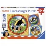Puzzle  Ravensburger-08000