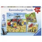 Puzzle  Ravensburger-08012