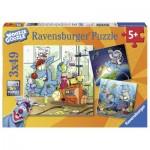 Puzzle  Ravensburger-08045