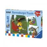 Puzzle  Ravensburger-08057