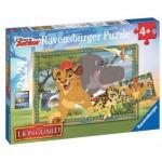 Puzzle  Ravensburger-09104