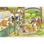Puzzle  Ravensburger-09195