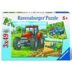 Puzzle  Ravensburger-09388