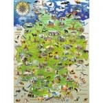 Puzzle  Ravensburger-10049