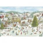 Puzzle  Ravensburger-15290