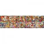 Puzzle  Ravensburger-17828