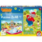 Puzzle  Schmidt-Spiele-56077